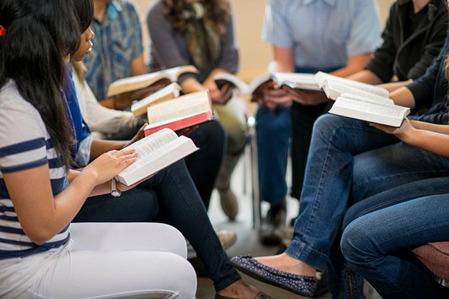 Community Bible Study GREENSBORO - NC Class