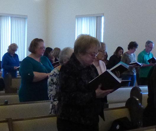 Sunday worship edison